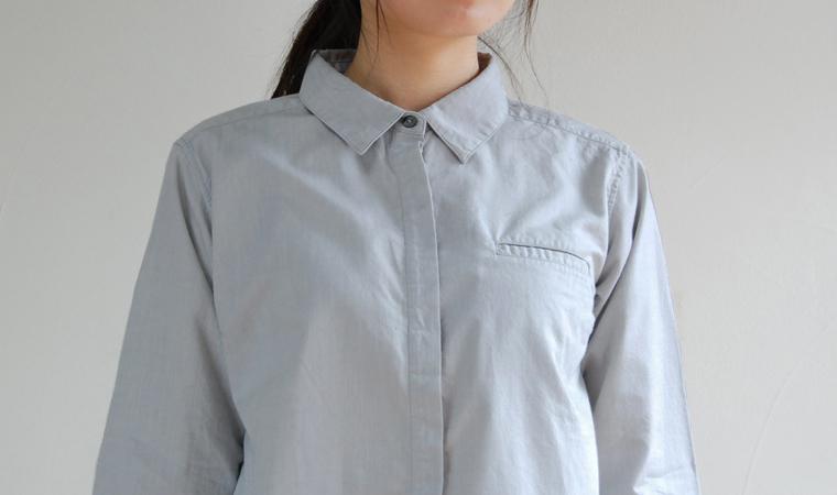 アルティメイトピマ レギュラーカラーシャツ