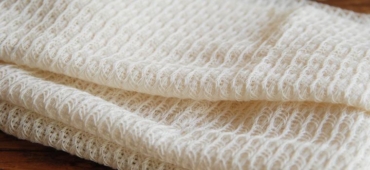 organic cotton100% ボディタオル