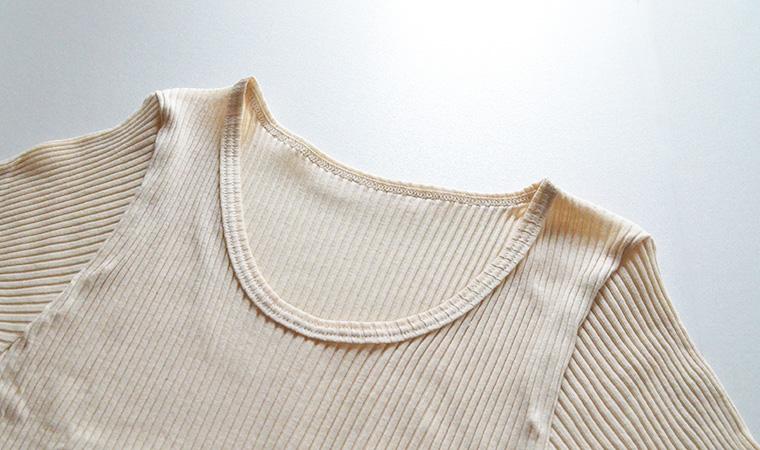 スーピマリブ 半袖シャツ